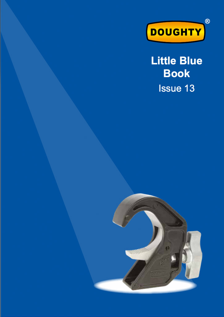 Doughty Little Blue Book Issue 13