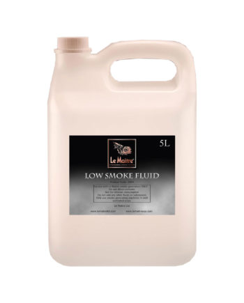 Le Maitre Low Smoke Fluid