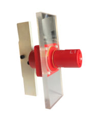 Powersafe 500a Drain Din Fuse Carrier Adaptor Red 4