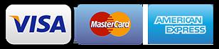 Visa Mastercard Amex