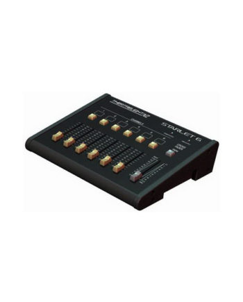 Theatrelight Tlst6 Starlet 6 Lighting Console