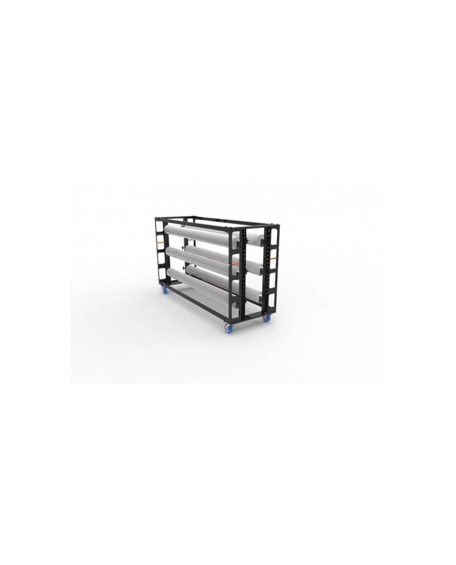Admiral Staging Ballet Floor Cart 5jpg