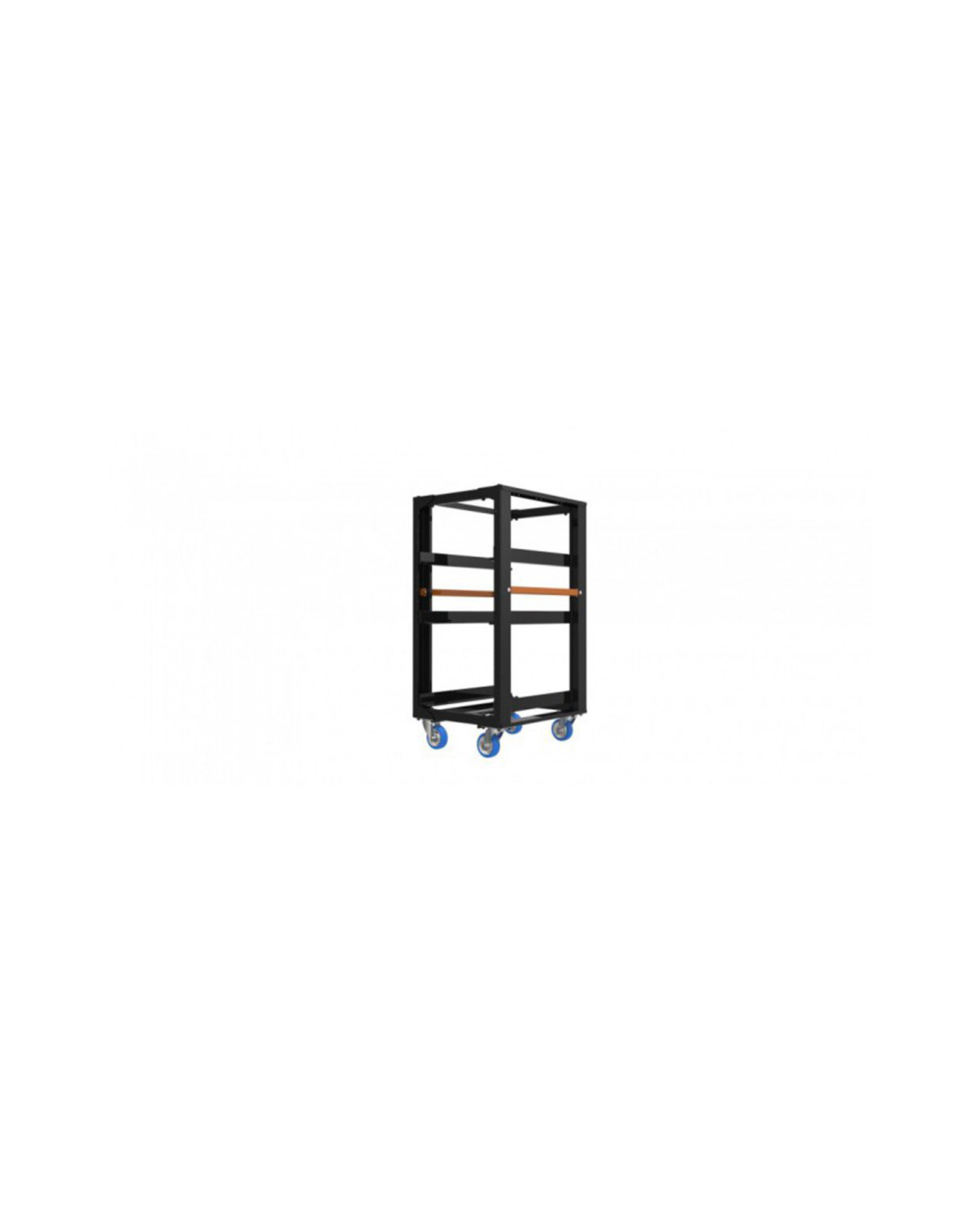 Admiral Staging Storage Cart H110 Without Crates 1