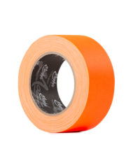Le Mark Magtape Ultra Matt Gaffer Tape Orange