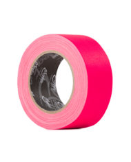 Le Mark Magtape Ultra Matt Gaffer Tape Pink