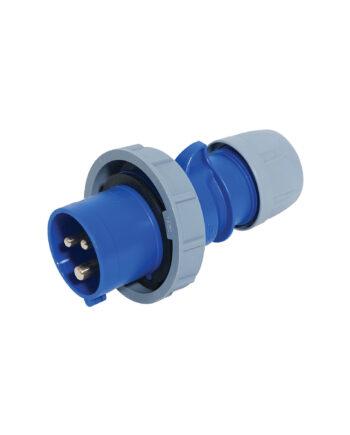 Pce 0132 6 16a 3 Pin Plug Ip67
