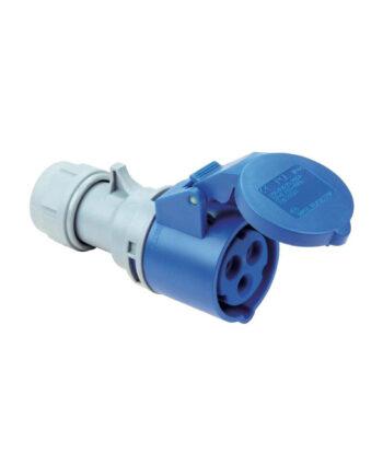 Pce 213 6 16a 3 Pin Socket Ip44
