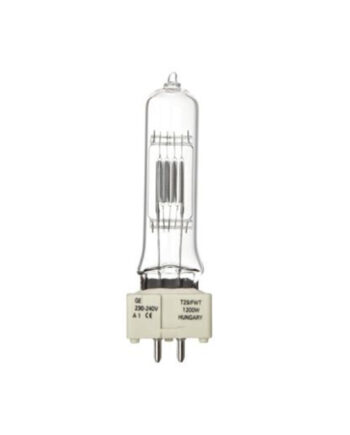 T29 Theatrical Lamp Ge 1200w 88454 Fwt 230v 240v