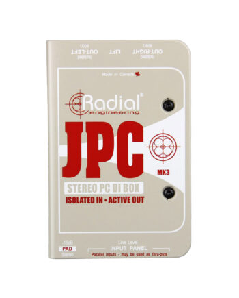 Radial Jpc Computer Direct Box 1