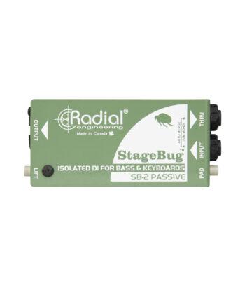 Radial Stagebug Sb 2 Compact Passive Di 1