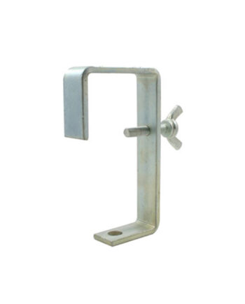 Doughty 75mm Hook Clamp 50kg 2