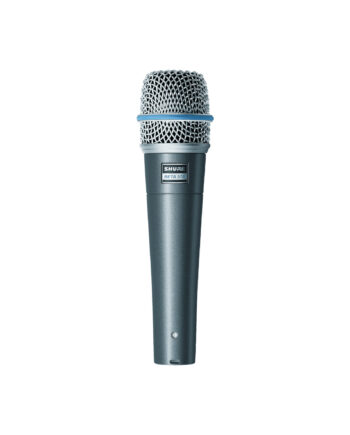 Shure Beta57a Dynamic Instrument Microphone 1
