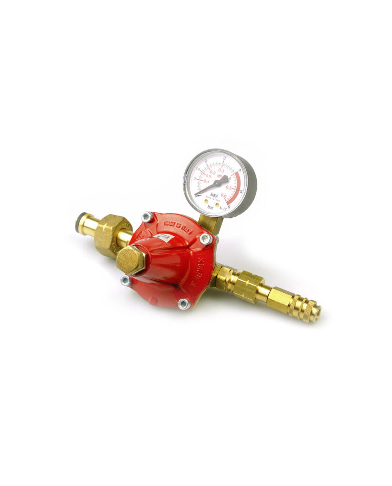 Magic Fx Mfx1202 Propane Gas Reducer Quick Connector Female