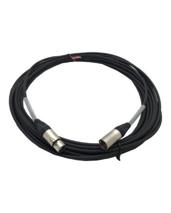 5 Pin Eurocable Dmx Extension Neutrik Connectors