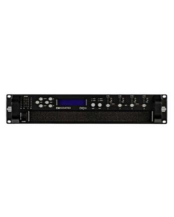 EM Acoustics DQ10 Amplifier