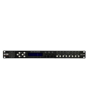 EM Acoustics DSC48 Processor