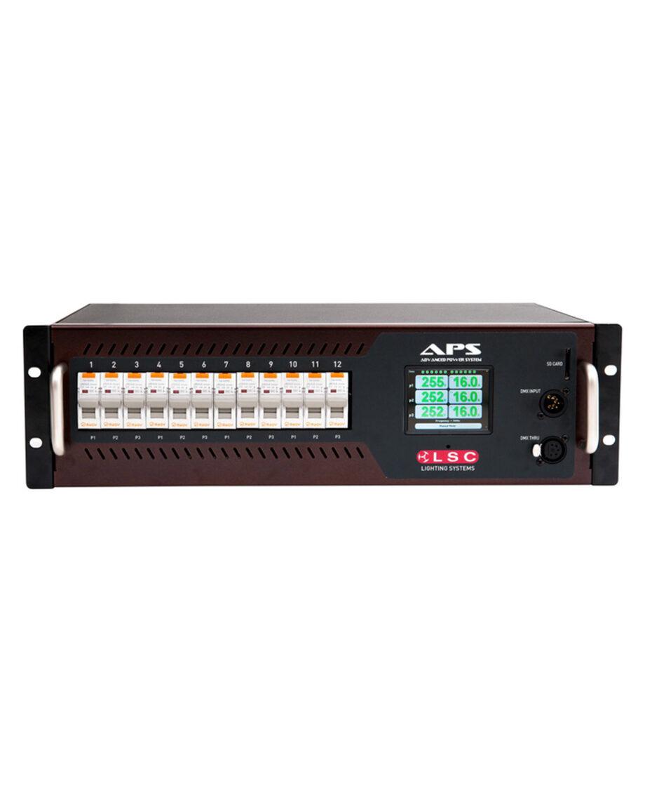 Lsc Aps Power Distribution Rack