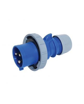 Pce 0232 6 32a 3 Pin Plug Ip67