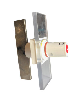 Powersafe 500a Drain Din Fuse Carrier Adaptor White