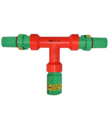 Powersafe 500a 800a T Piece Connector Source To 2 X Drain