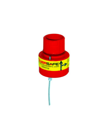 Powersafe Ip Rated Protection Caps Source Red