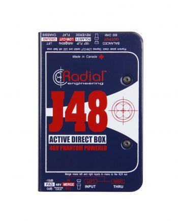 Radial J48 Premium Active Di 1