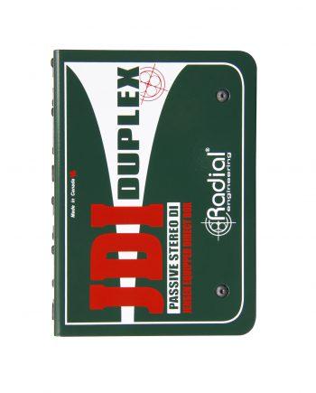 Radial Jdi Duplex Premium Stereo Passive Di 1