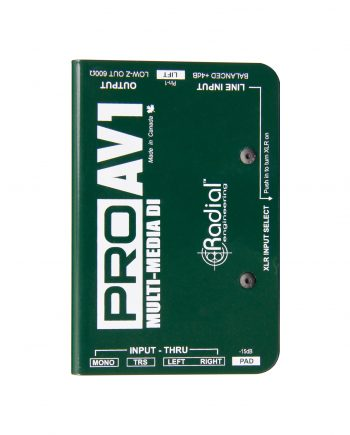 Radial Proav1 Multimedia Direct Box 1