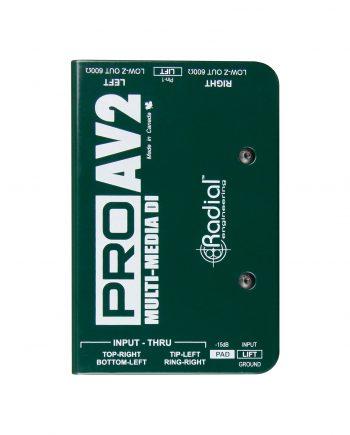 Radial Proav2 Stereo Multimedia Direct Box 1