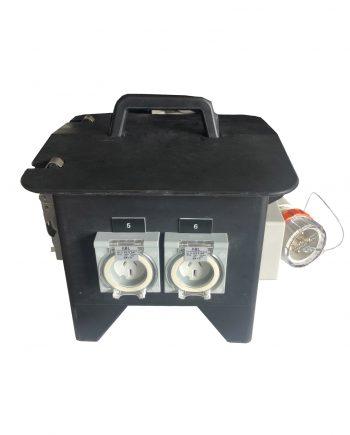 Showtechnix 32a To 6x 10a Outlets Distro 1