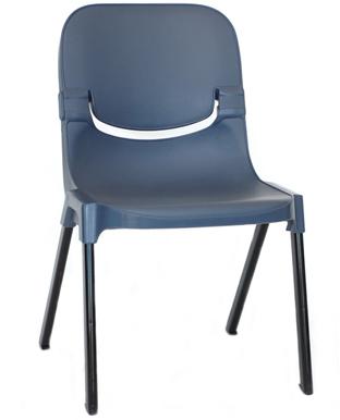 Sebel Progress Side Chair Plain Polypropylene Finish