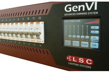 LSC GenVI GEN12/16/X 2 x Socapex Outlets