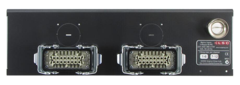 LSC APS Distribution Rack APS12/16X Socapex Outlets