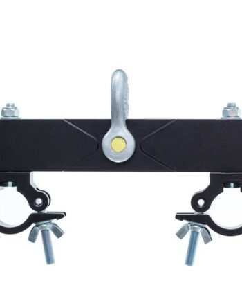 Milos Adjustable Ceiling Support / Pick Up Beam Black 1000KG