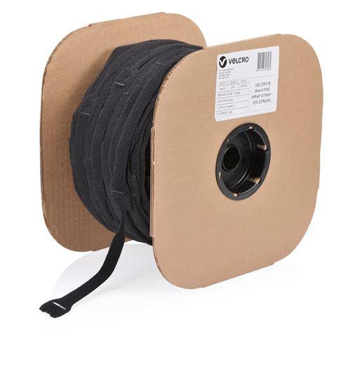 Velcro One Wrap 25mm X 200mm 675 Ties Showtechnix