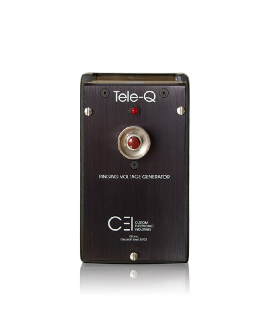 Tele Q Stage Prop Telephone Ringing Device Rvg 1