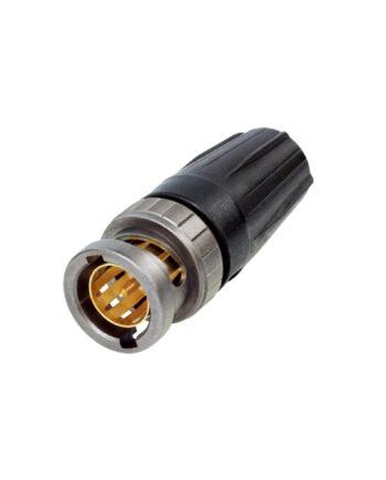 Neutrik Nbnc75bdd6x Suits Belden 1855a, Gepco Vdm230, Commscope 7538 Cables & Clark Wire Cd7523 7